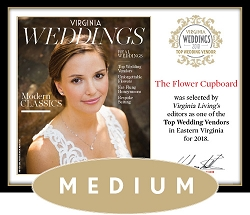 Official Top Wedding Vendors 2018 Plaque, M (13