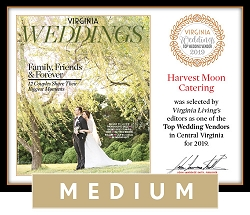Official Top Wedding Vendors 2019 Plaque, M (13