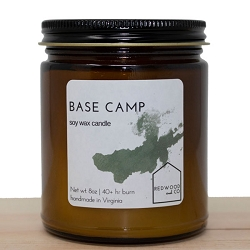 Redwood + Co. Base Camp Soy Candle