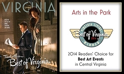 Best of Virginia 2014 Banner<br> (3' x 5')