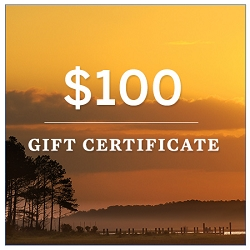 Virginia Living Store $100 Gift Certificate