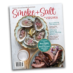 Current Issue:  Smoke & Salt 2018