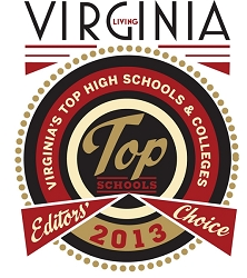 State of Education 2013 Winner's Window Decal (4.5