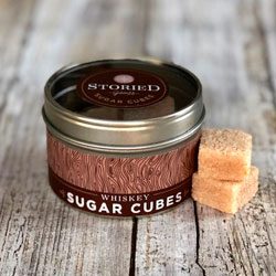 Whiskey Sugar Cubes from Storied Goods