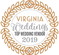 Top Wedding Vendors 2019 Winner's Window Decal (4