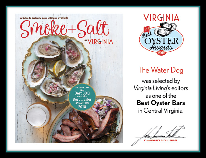 Best Oyster Awards 2018