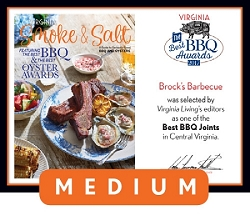 Official Best BBQ Awards 2017 Winner's Plaque, M (13