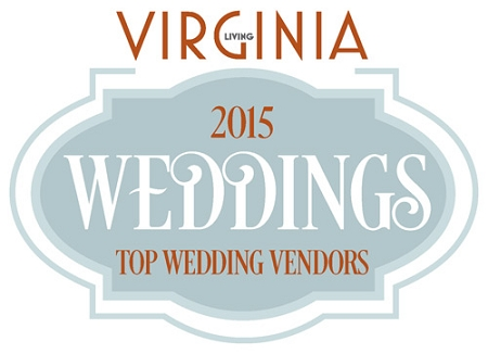 Top Wedding Vendors 2015 Winner's Window Decal (5